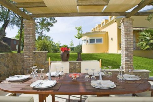 9 bedroom luxury Villa for sale in Corfu with private pool 9