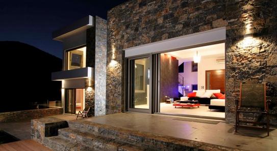 Villa Elounda Crete new