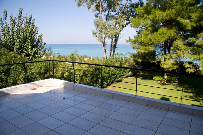 Great Opportunity-Beachfront Villa at the Best Location of Chalkidiki