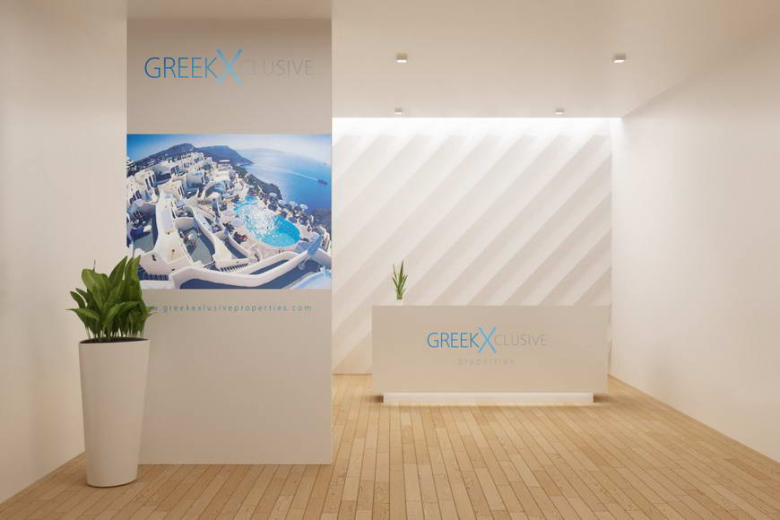 Greek Exclusive Properties Lobby