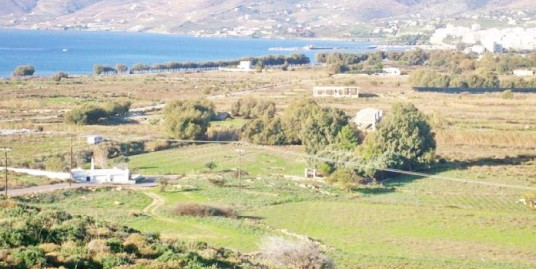 43.000 m2 land by the sea at Evoia for Sale