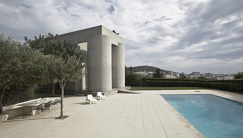 Unique Villa Varkiza Athens 4