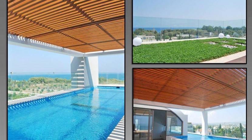 Roof Top Maisonette Elliniko Athens 19