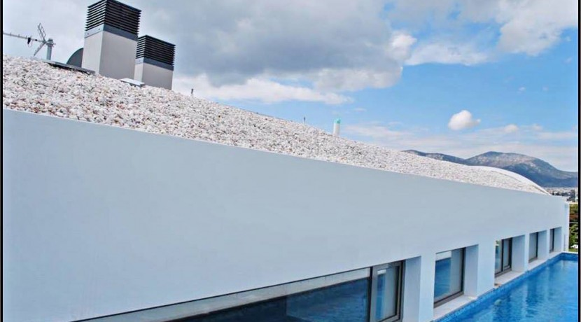Roof Top Maisonette Elliniko Athens 9