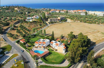 Hotel-Apartments for Sale at Crete