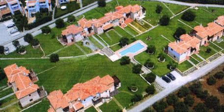 Maisonettes at Afytos Halkidiki