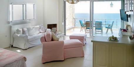 Beautiful beachfront Villa at Halkidiki