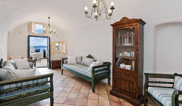 圣托里尼 房子卖给希腊 Lux Suite for Sale Santorini 6