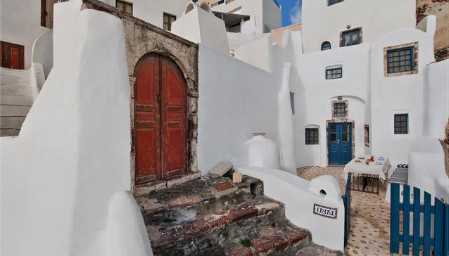 圣托里尼 房子卖给希腊 Lux Suite for Sale Santorini 8