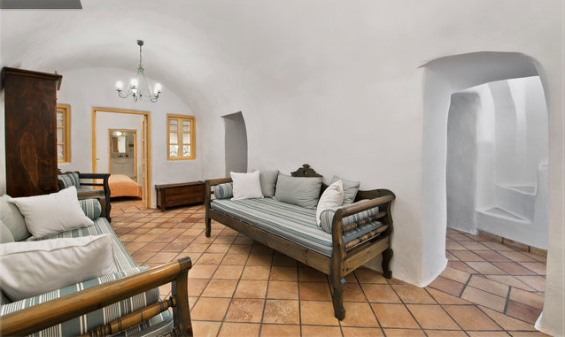 圣托里尼 房子卖给希腊 Lux Suite for Sale Santorini2