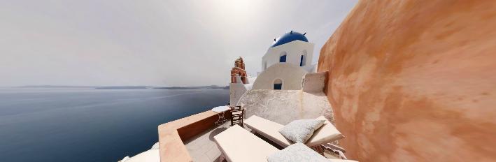 圣托里尼-房子卖给希腊-Lux-Villa-for-Sale-Santorini 5