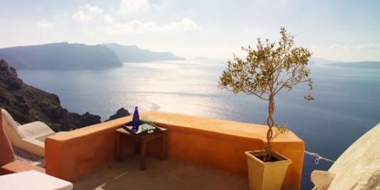 Cave House Santorini, Caldera for Sale