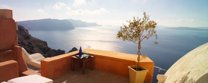 Cave House Santorini, Caldera for Sale