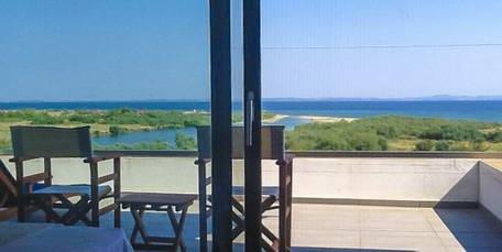 Luxury Seafront Villa Sithonia Halkidiki