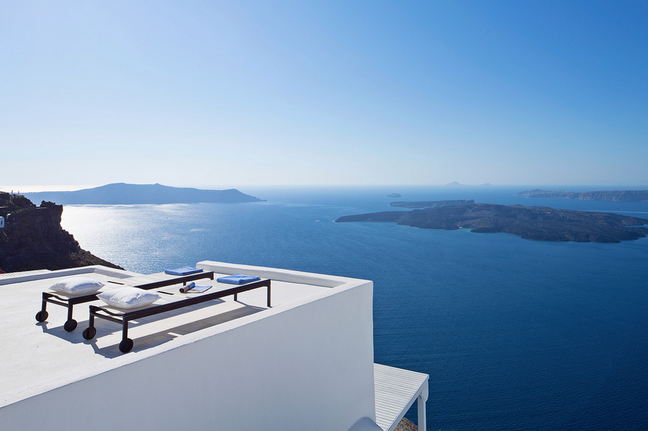 ... Santorini 圣托里尼 Санторини Greek Exclusive Properties 8 ...