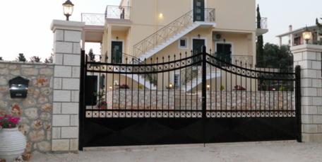 Villa with 5 Apartments, Leukada Island