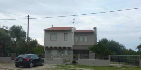 Villa Peukohori Halkidiki For Sale