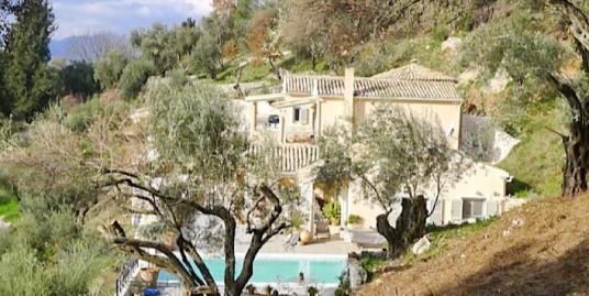 Luxury Villa For Sale Corfu Island
