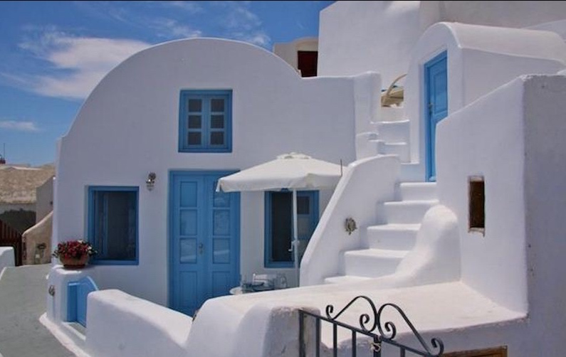 Villa for rent at Oia