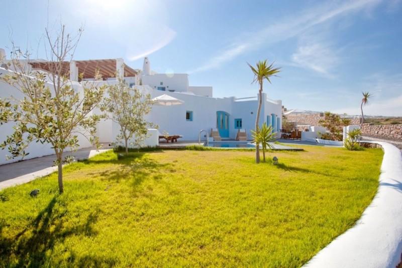 villa for rent Santorini
