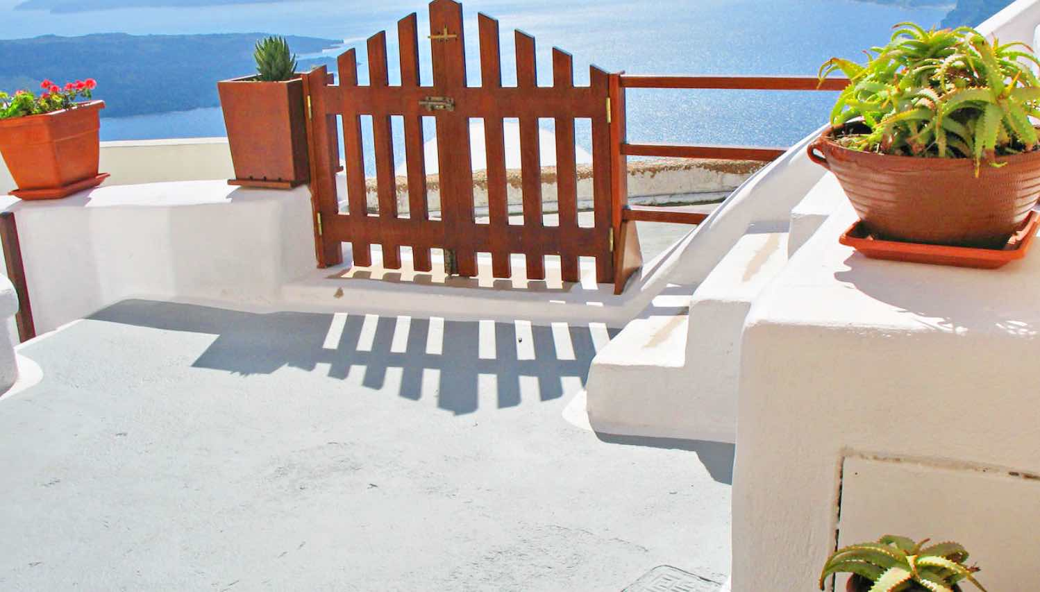 Amazing Villa at Santorini – Can be also used as a Small Hotel