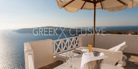 4* Luxury Hotel for Sale Santorini Greece