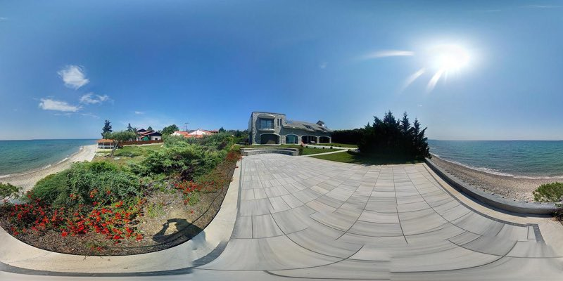 Seafront Villa Halkidiki 6