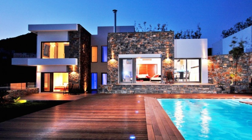 Villa Elounda Crete