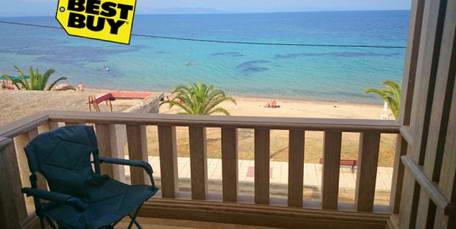 New Maisonette on the beach Potidaia Kassandra