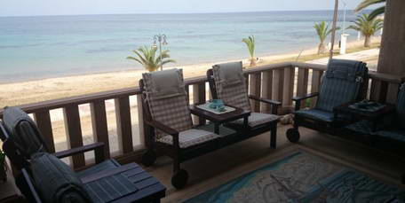 Luxury Maisonette on the Beach Potidaia Halkidiki