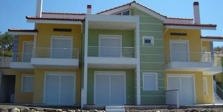 Maisonette with private pool in Sithonia