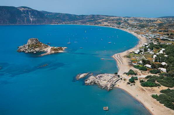 208.000 Sq.meters seafront land plot at Kos For Sale EXCLUSIVE, Real Estate Greece