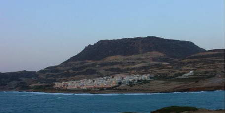 640 ha seafront land at CRETE for Sale
