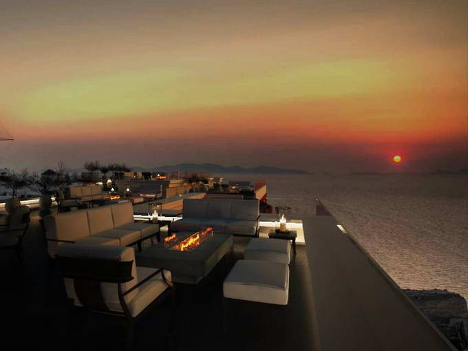 Greek Exclusive Properties Construction Division Luxury Hotel 3D 6