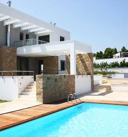 Villa For Sale Sani Chalkidiki 1
