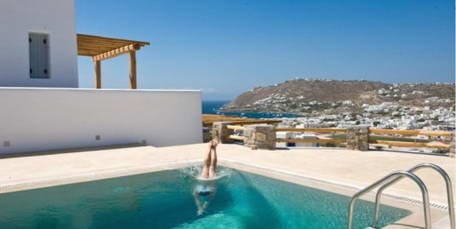 Villa in Mykonos – Can be sold also as a plot
