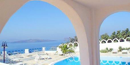 Hotel for Sale Caldera Santorini, 25 Rooms & Suites