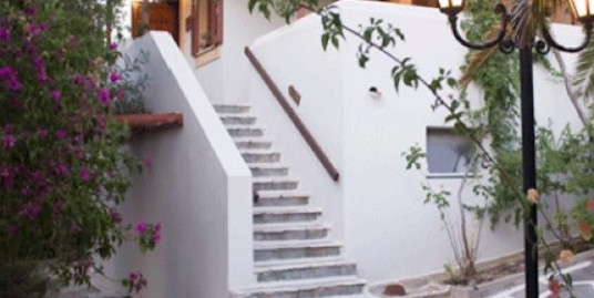 Hotel for Sale at Naousa Paros