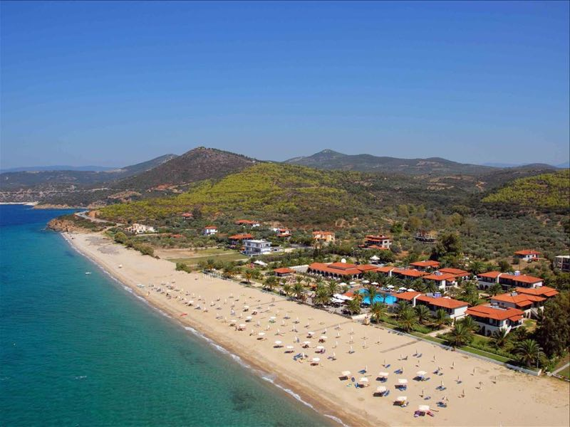 Hotel For Sale Sithonia Chalkidiki 1