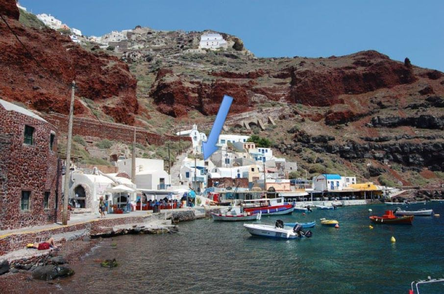 Investment Opportunity: Cave Suite for Sale Ammoudi - Oia ...