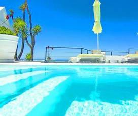 Hotel  at Caldera Santorini