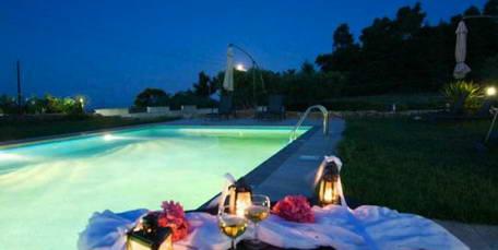 Complex of Villas (19) Seafront Villas for Sale Kassandra Halkidiki