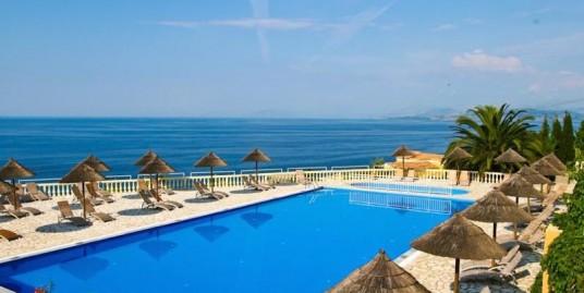Protected: Hotel near the sea at Corfu