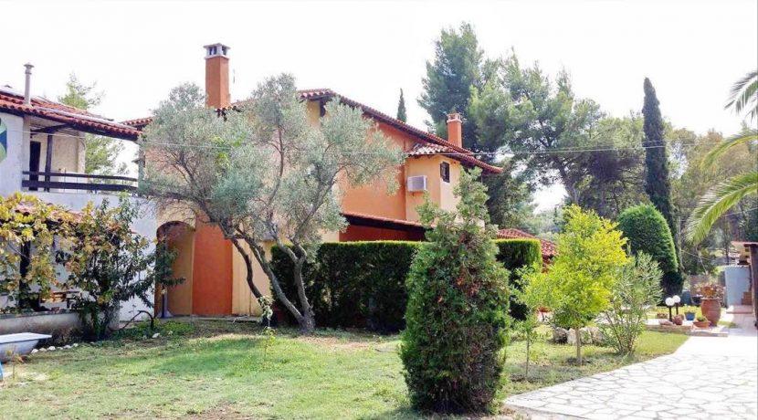 Seafront Villa Sithonia Chalkidiki 7