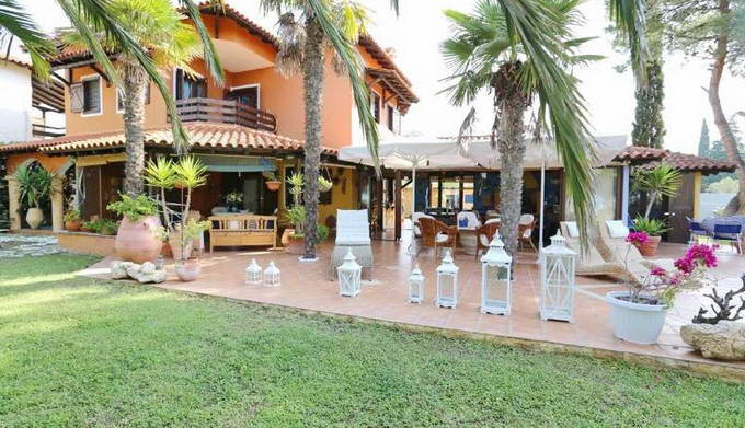 Seafront Villa for Sale Halkidiki  23