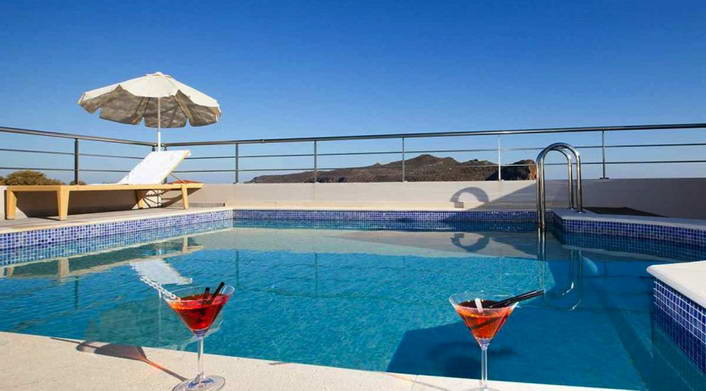Seafront villa with roof top pool for Sale at Chania Crete  03