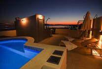 Seafront Villa With 2 Roof Top Private Pools