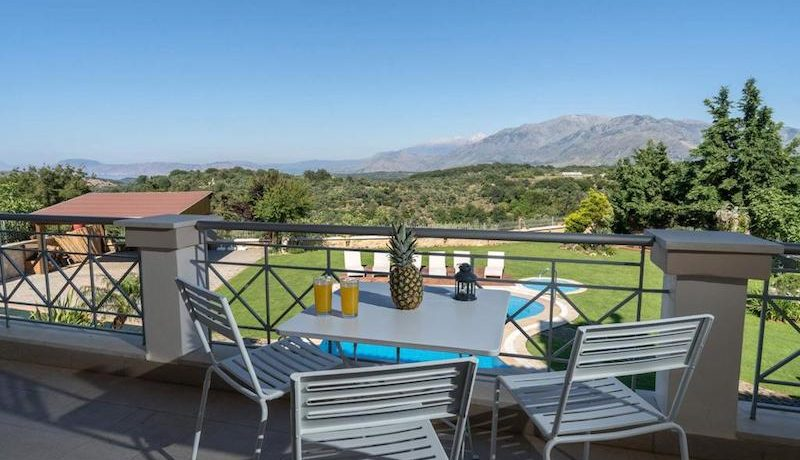 Chania Villa Pool Sales 10