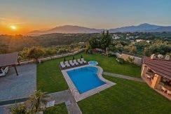 Chania Villa Pool Sales 26