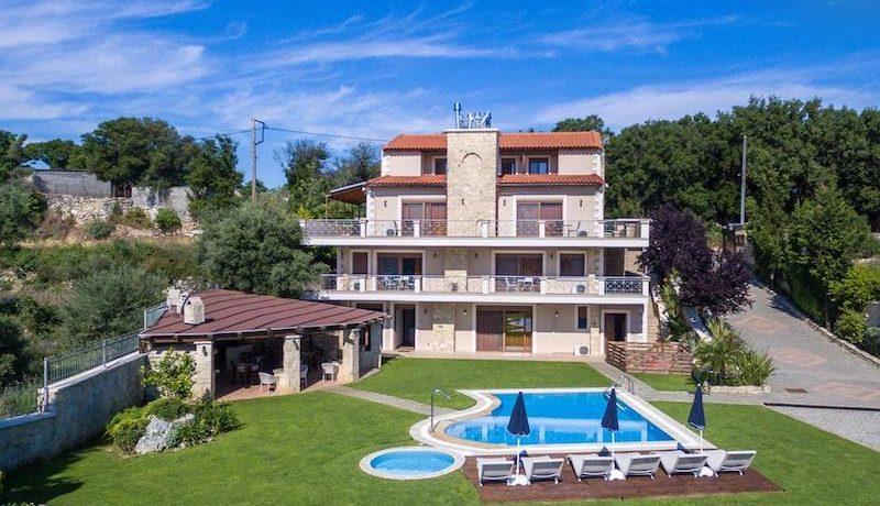 Chania Villa Pool Sales 29